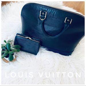 LOUIS VUITTON Vintage alma mm